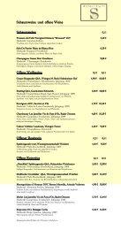 Weinkarte 2011.pdf - Restaurant S-GUT