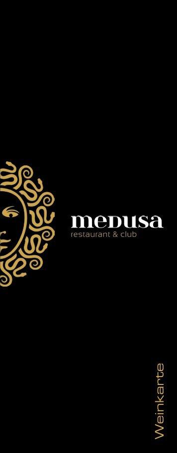 Schaumwein glasweise - Medusa Restaurant & Club