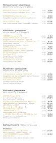 Schaumwein glasweise - Medusa Restaurant & Club - Seite 2