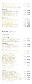 Schaumwein glasweise - Medusa Restaurant & Club - Seite 3