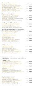 Schaumwein glasweise - Medusa Restaurant & Club - Seite 4