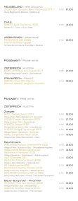 Schaumwein glasweise - Medusa Restaurant & Club - Seite 5