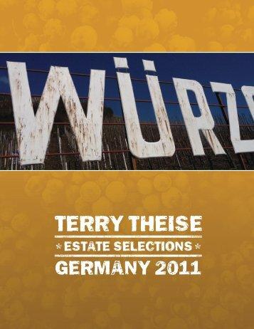 View 2011 German Catalog - Michael Skurnik Wines