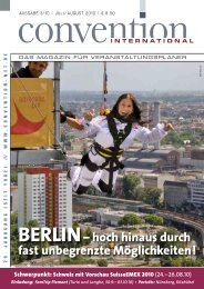 Bild - Convention-International