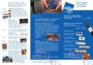 12. Internationale Reutlinger Weinmesse - Schwäbischer Whisky