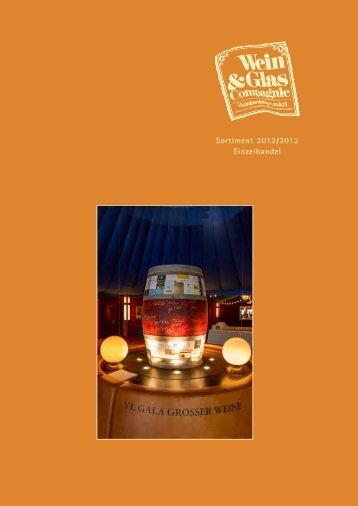 Katalog - Wein & Glas Berlin