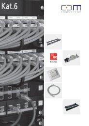 Connect Com Produktekatalog ADC Krone - Connect Com AG