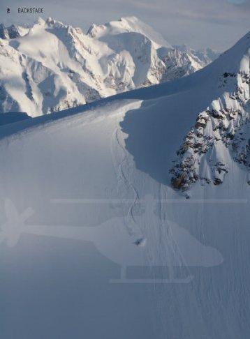 das beste aus zwei welten - Mike Wiegele Helicopter Skiing