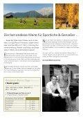 DAS MAGAZIN im Zeichen der Lärche - Hotel Holzleiten - Page 3