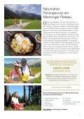 DAS MAGAZIN im Zeichen der Lärche - Hotel Holzleiten - Page 5