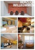 UNSER VERSPRECHEN Persönlicher Service ... - Hotel Holzleiten - Page 2