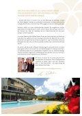UNSER VERSPRECHEN Persönlicher Service ... - Hotel Holzleiten - Seite 3