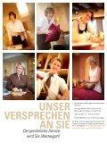 UNSER VERSPRECHEN Persönlicher Service ... - Hotel Holzleiten - Seite 4