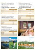 UNSER VERSPRECHEN Persönlicher Service ... - Hotel Holzleiten - Page 7