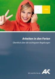 Arbeiten in den Ferien - AK - Tirol