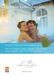 Eine Region - 6 Skigebiete - 1 Skipass! - Hotel Linde
