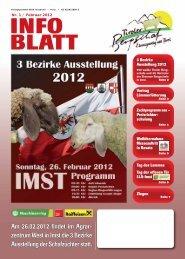 zentrum West in Imst die 3 Bezirke Ausstellung ... - ALPINETGHEEP