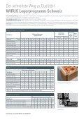 WIRUS Lagerprogramm Schweiz - Seite 2