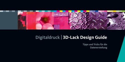 Digitaldruck 3d Lack Design Guide Laserline