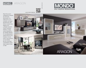 aragon mondo m bel. Black Bedroom Furniture Sets. Home Design Ideas