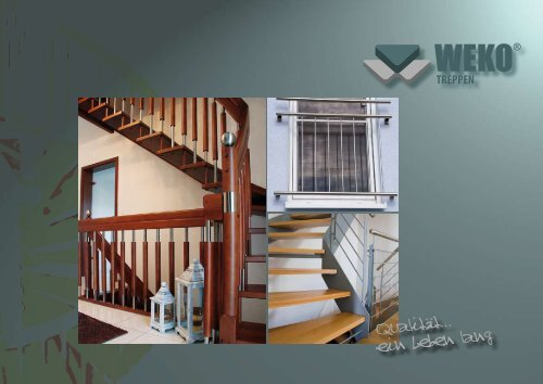 WEKO Treppen Katalog PDF Download