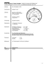 Thermohygrometer für Oberflächenmessungen