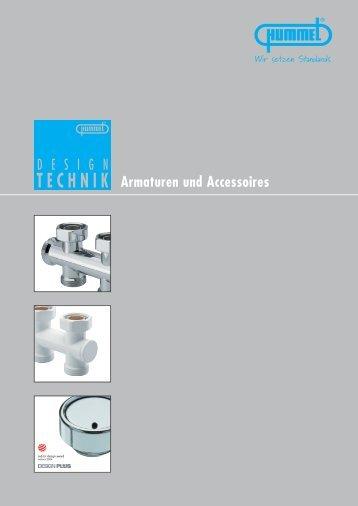 Armaturen und Accessoires