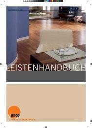 Leisten - Handbuch