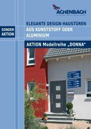 DONNA - Achenbach Fensterbau GmbH