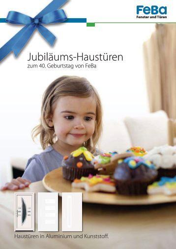 Inium magazine for Feba fenster