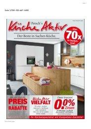 Einer von über 70 Küche-Aktiv-Partnernin Ihrer Nähe - Möbel Petsch