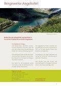 Sommer 2011 Erlebnisprogramm - Prättigau - Page 3