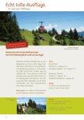 Sommer 2011 Erlebnisprogramm - Prättigau - Page 4