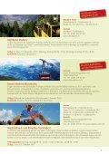 Sommer 2011 Erlebnisprogramm - Prättigau - Page 5