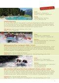 Sommer 2011 Erlebnisprogramm - Prättigau - Page 7