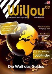 Die Welt des Geldes - WiYou Thüringen - Ausbildung