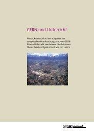 CERN und Unterricht - Bundesministerium für Unterricht, Kunst und ...