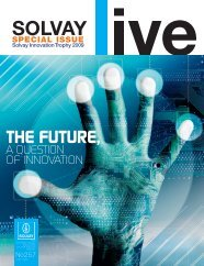 THE FUTURE, - Solvay