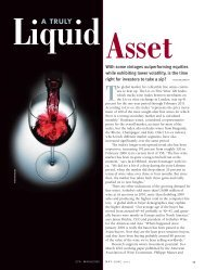 Liquid Asset A TRULY - Cultinvest