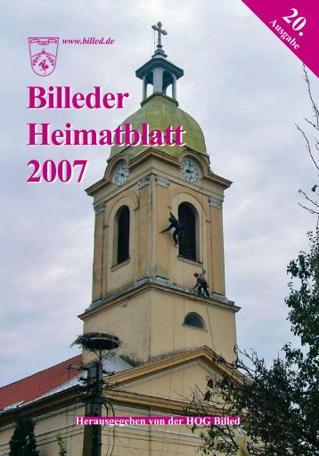 Billeder Heimatblatt 2007