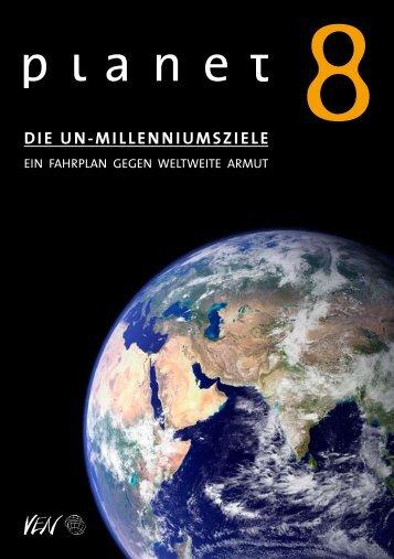 DIE UN-MILLENNIUMSZIELE - Aktuell - 24zwoelf.de