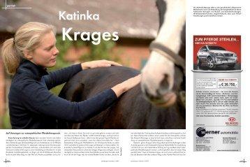 Katinka - Pferdeosteopathie Katinka Krages