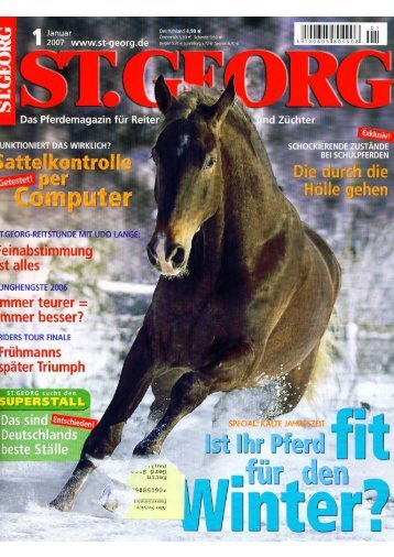 Artikel St. Georg 01/07