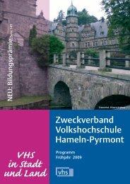 VHS in Stadt und Land - Deutsches Institut für Erwachsenenbildung