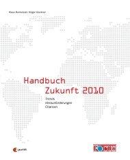 Handbuch Zukunft 2010 - Z_punkt