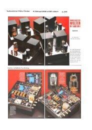 finden Sie den kompletten Testbericht der WT - Welter Audio ...
