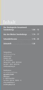 Verlagsprogramm (PDF) - Swedenborg Verlag Zürich - Page 3