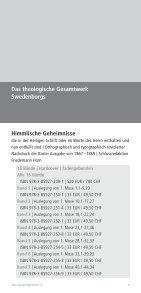 Verlagsprogramm (PDF) - Swedenborg Verlag Zürich - Page 4