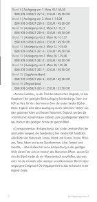 Verlagsprogramm (PDF) - Swedenborg Verlag Zürich - Page 5