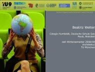 Beatriz Welter - TU9